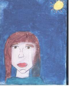 Portrait of Teri