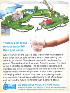 American Water ad